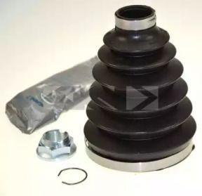 Комплект пильовика ШРУСа SPIDAN 24875.