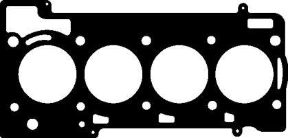 Прокладка ГБЦ на Шкода Рапід 'ELRING 228.400'.