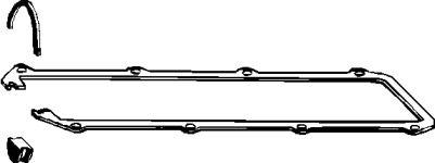 Комплект прокладок клапанной крышки на Сеат Толедо 'ELRING 314.773'.