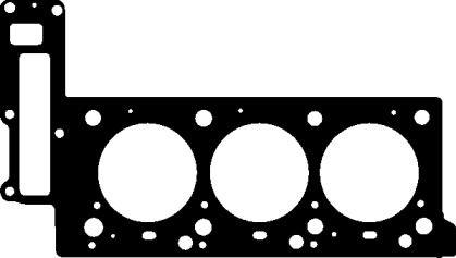 Прокладка ГБЦ на Мерседес ГЛК  ELRING 497.420.