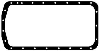 Прокладка, масляный поддон 'ELRING 590.984'.
