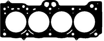 Прокладка ГБЦ на GEELY MK 'ELRING 708.040'.