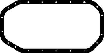 Прокладка, масляный поддон на Фольксваген Гольф 'ELRING 894.079'.