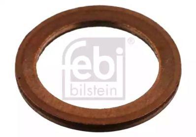 Уплотнительное кольцо, резьбовая пробка маслосливн. отверст. 'FEBI 04054'.