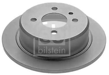 Задний тормозной диск на BMW 3 'FEBI 04091'.