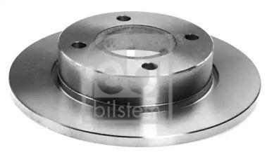 Передний тормозной диск 'FEBI 05650'.