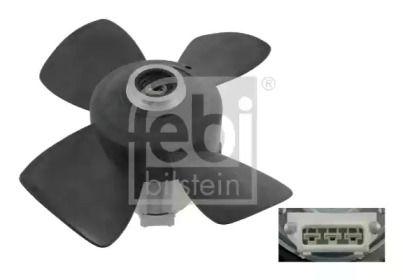 Вентилятор охлаждения радиатора на VOLKSWAGEN PASSAT 'FEBI 06995'.
