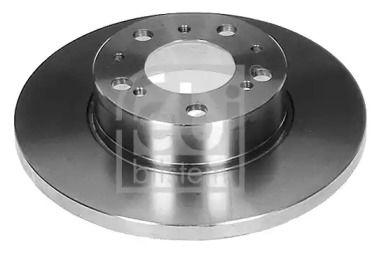 Передний тормозной диск на CITROEN C25 'FEBI 07899'.