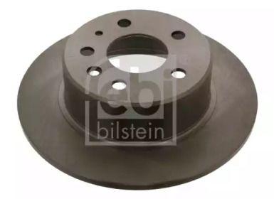 Задний тормозной диск на MERCEDES-BENZ SL 'FEBI 08506'.