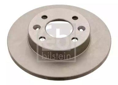 Передний тормозной диск на Дача Логан 'FEBI 09071'.