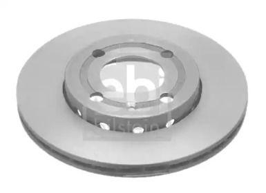 Вентилируемый передний тормозной диск на Фольксваген Амарок 'FEBI 09462'.
