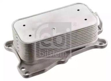 Масляний радіатор на Мерседес W211 FEBI 101082.
