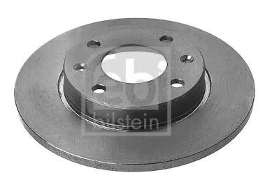 Тормозной диск на Пежо 206 'FEBI 10314'.