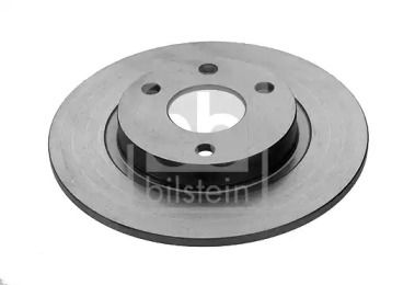 Передний тормозной диск на Ситроен АХ 'FEBI 10318'.