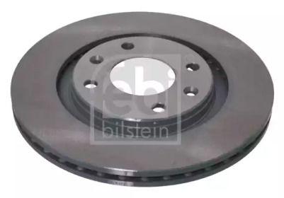 Вентилируемый передний тормозной диск на CITROEN XANTIA 'FEBI 10321'.
