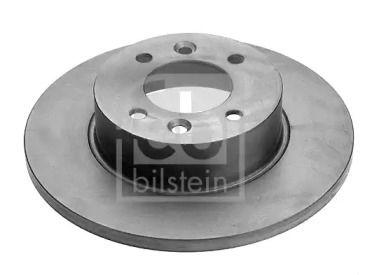 Задний тормозной диск на RENAULT 25 'FEBI 10427'.