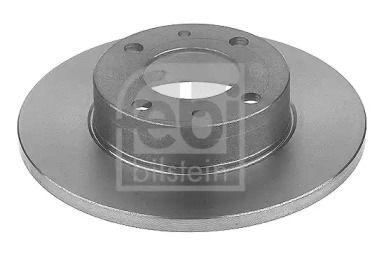 Тормозной диск на Сеат Терра 'FEBI 10616'.