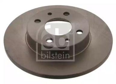 Тормозной диск на LANCIA DEDRA 'FEBI 10619'.