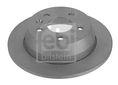 Задний тормозной диск на MERCEDES-BENZ VITO 'FEBI 10641'.