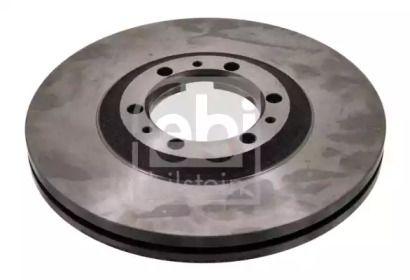 Вентилируемый передний тормозной диск на Опель Монтерей 'FEBI 10746'.
