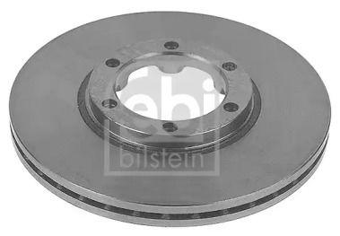 Вентилируемый передний тормозной диск на Опель Фронтера 'FEBI 10750'.
