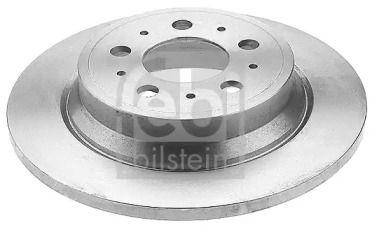 Задний тормозной диск на Вольво С60 'FEBI 18051'.