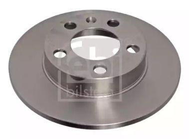Задний тормозной диск на Ауди ТТ 'FEBI 18488'.
