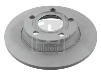 Задний тормозной диск на Ауди Олроуд 'FEBI 22906'.
