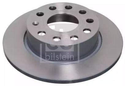 Задний тормозной диск на VOLKSWAGEN BEETLE 'FEBI 23240'.