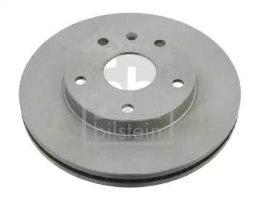 Вентилируемый передний тормозной диск на Дэу Леганза 'FEBI 23539'.