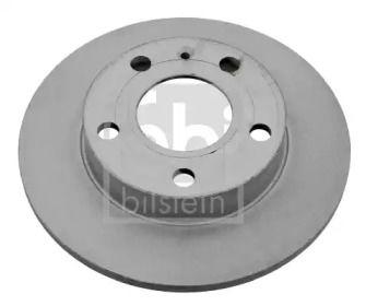 Задний тормозной диск на SEAT EXEO 'FEBI 23570'.