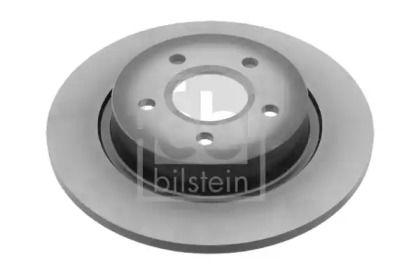 Задний тормозной диск на Форд Си макс 'FEBI 24619'.