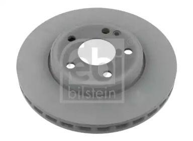 Вентилируемый передний тормозной диск на MERCEDES-BENZ B-CLASS 'FEBI 24749'.