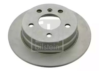 Задний тормозной диск на Мерседес Б класс 'FEBI 24750'.