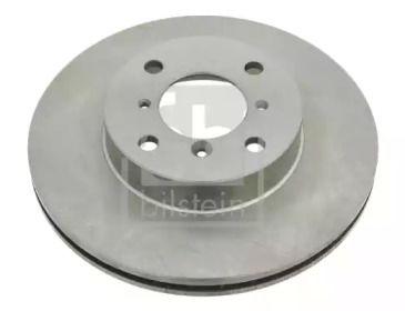 Вентилируемый передний тормозной диск на Сузуки Лиана 'FEBI 26046'.