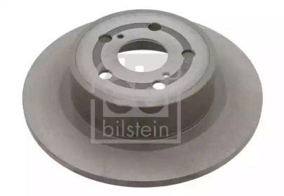 Задний тормозной диск на TOYOTA AVENSIS 'FEBI 26062'.