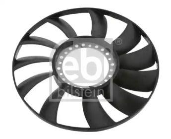Крыльчатка вентилятора охлаждения двигателя на Фольксваген Пассат 'FEBI 26565'.