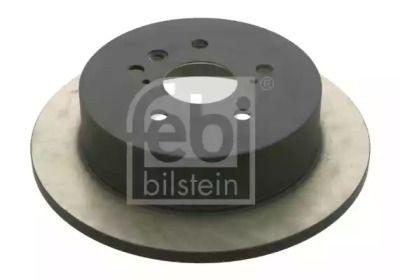 Задний тормозной диск на TOYOTA ALPHARD 'FEBI 27478'.