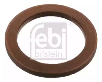 Уплотнительное кольцо, резьбовая пробка маслосливн. отверст. 'FEBI 27532'.