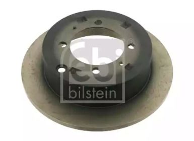 Задний тормозной диск на Митсубиси Спейс Раннер 'FEBI 28324'.