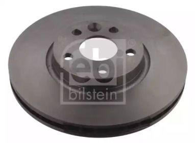 Вентилируемый передний тормозной диск на Рендж Ровер Эвок 'FEBI 28361'.