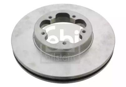 Вентилируемый передний тормозной диск на Форд Турнео Кастом 'FEBI 28388'.