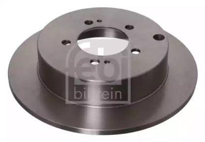 Задний тормозной диск на PEUGEOT 4007 'FEBI 29309'.