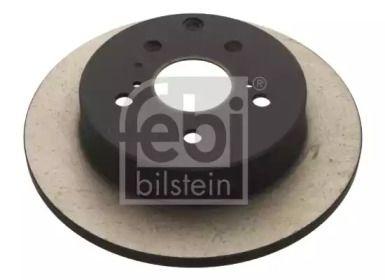 Задний тормозной диск на LEXUS HS 'FEBI 29353'.