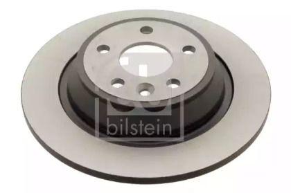 Задний тормозной диск на Форд Куга 'FEBI 30721'.