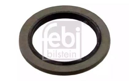 Кільце ущільнювача, нарізна пробка мастилозливного. отверст. на FIAT DUCATO  FEBI 31118.