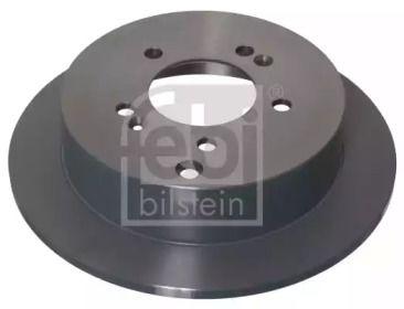 Задний тормозной диск на Хендай Траджет 'FEBI 31362'.