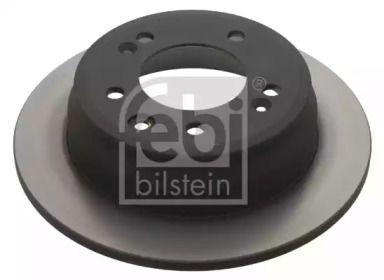 Задний тормозной диск на KIA CEED 'FEBI 31363'.