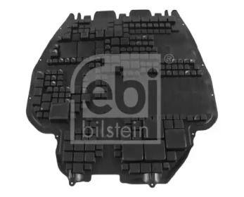 Изоляция моторного отделения на Сеат Толедо 'FEBI 33543'.