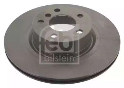 Вентилируемый задний тормозной диск на БМВ Х3 'FEBI 38577'.